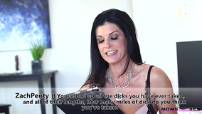 Pornstar India Summer responds to fan's questions
