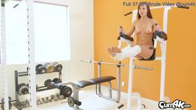 Trainer makes Aidra Fox experience the greatest sex