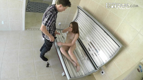 Skinny girl interrupted relax to satisfy her stepbro